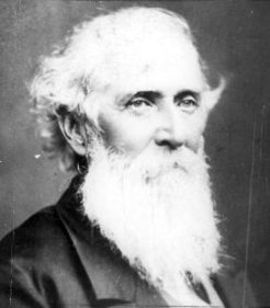John Robertson (1816-1891), by unknown photographer
