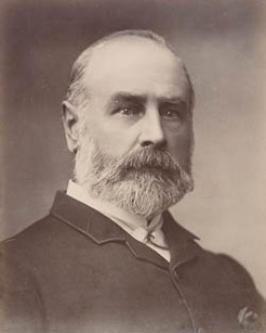 Thomas Rowe (1829-1899), by unknown photographer