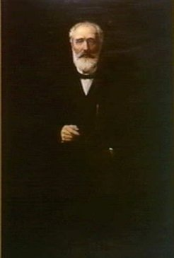 James Service (1823-1899), by George Frederick Folingsby, 1886