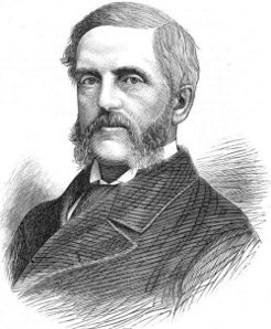 Robert Murray Smith (1831-1921), by unknown engraver, 1882