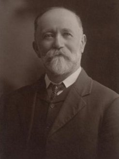 William Guthrie Spence (1846-1926), by unknown photographer, 1908