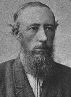 Gerald Spring (1830-1888), by unknown photographer