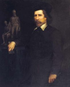 Charles Summers (1825-1878), by Margaret Thomas, 1866