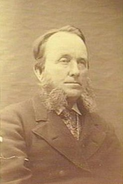 Samuel White Sweet (1825-1886), by unknown photographer