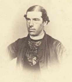 Julian Edmund Tenison-Woods (1832-1889), by unknown photographer
