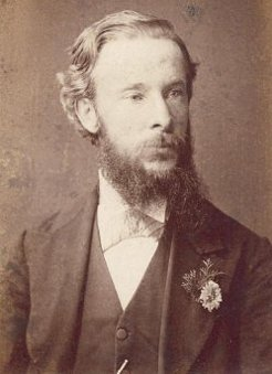 William Henry Terry (1836-1913), by unknown photographer