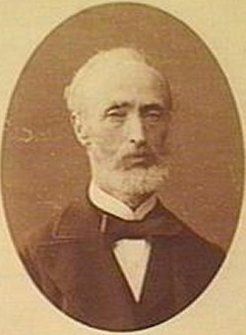 George Tinline (1815-1895), by Vianelli