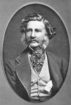 Alexander Tolmer (1815-1890), by unknown photographer