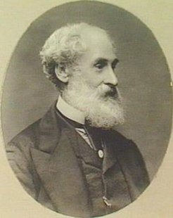 Peter Egerton Warburton (1813-1889), by unknown photographer