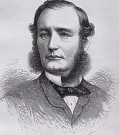 George John Watson (1829-1906), by unknown photographer, 1877