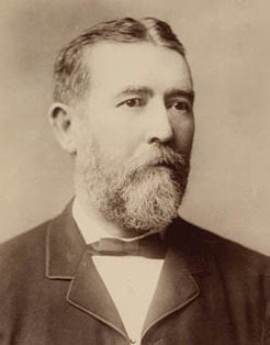 James Watson (1837-1907), by unknown photographer