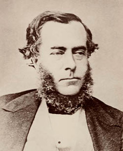Elias Carpenter Weekes (1809-1881), by unknown photographer