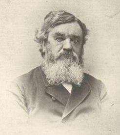 Robert Wisdom (1830-1888), by unknown photographer