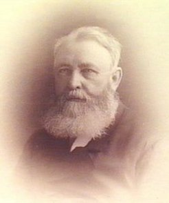 Thomas Worsnop (1821-1898), by S. Solomon
