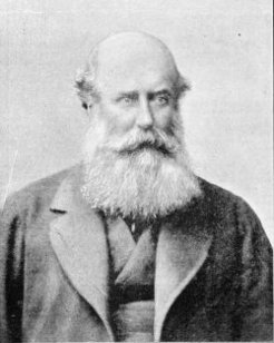 William Cross Yuille (1819-1894), by unknown photographer