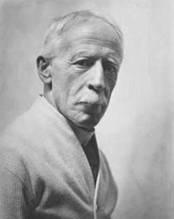 Julian Rossi Ashton (1851-1942), by Harold Cazneaux, 1920
