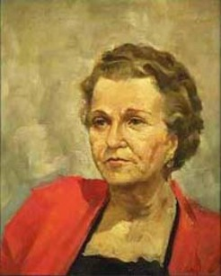 Florence Mary Austral (1892-1968), by William A. S. Pate, 1947
