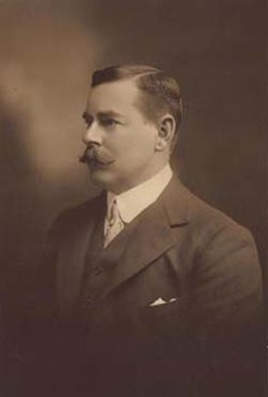 Robert Officer Blackwood (1861-1940), by Johnstone, O'Shannessy & Co.