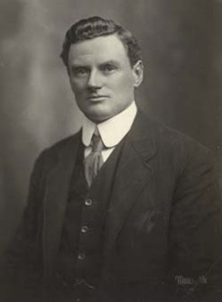 Edwin James Brady (1869-1952), by Monteath