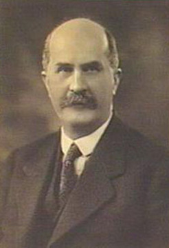 William Henry Bragg (1862-1942), by Bassano, 1926