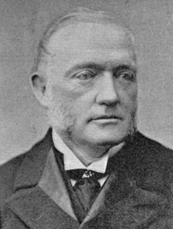 Thomas Brassey (1836-1918), by unknown photographer, 1895