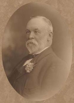 Joseph Tilley Brown (1844-1925), by Lafayette Studios