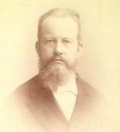 Henry Thomas Burgess (1839-1923), by Stump & Co.