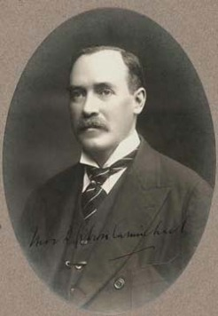 Thomas David Gibson Carmichael (1859-1926), by Talma Studios