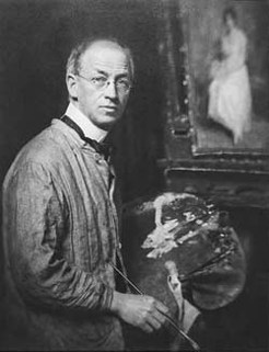Norman St Clair Carter (1875-1963), by Harold Cazneaux