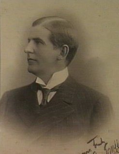 Rupert Turner Havelock Clarke (1865-1926), by unknown photographer, c1905