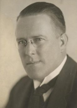 Percy Edmund Creed Coleman (1892-1934), by unknown photographer
