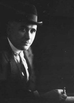 Edward Dyson, by May and Mina Moore, c.1927