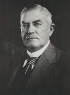 George Warburton Fuller (1861-1940), by unknown photographer, 1910s