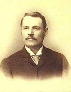 John Hannah Gordon (1850-1923), by Kerry & Jones, c1900