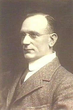 George Cockburn Henderson (1870-1944), by unknown photographer, c1914