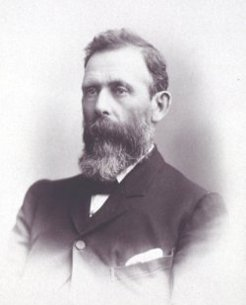 John Henry (1834-1912), by J. W. Beattie