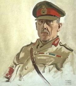Sir Talbot Hobbs, by Fred Leist, 1917