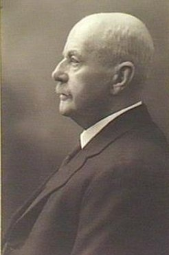 Charles Reynolds Hodge (1857-1946), by Thelma Duryea