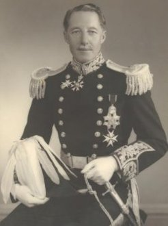 Lord Huntingfield, by Broothorn Studios, 1938