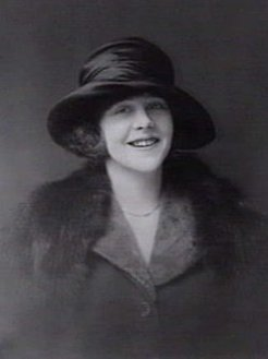 Maud Jeffries, 1919