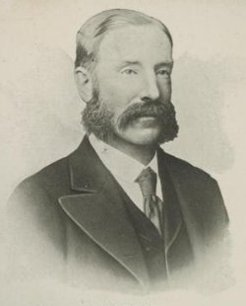 seventh Earl of Jersey (1845-1915), by H. Newman, 1891-93