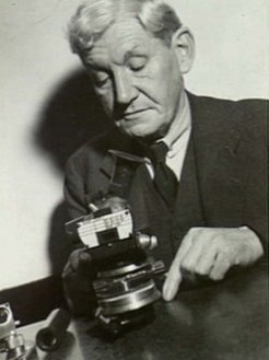 Thomas Howell Laby (1880-1946), by unknown photographer, c1941