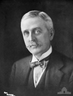 Denison Samuel King Miller (1860-1923), by May Moore