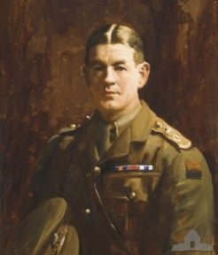 Terence Patrick McSharry (1880-1918), by W. B. McInnes