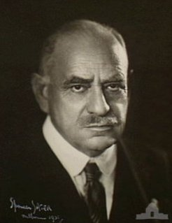 John Monash, by Spencer Shier, 1931
