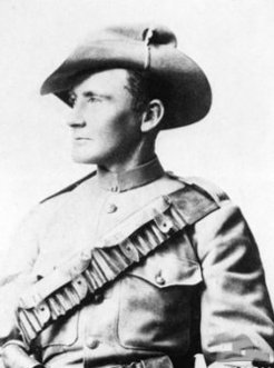 Harry Harbord Morant (1864-1902), by unknown photographer