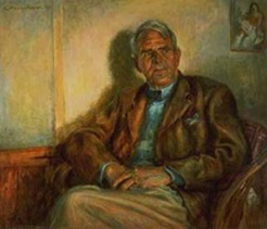 Edward Vivian Palmer (1885-1959), by Noel Counihan, 1953