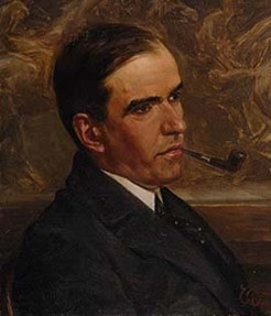 Harold Parker (1873-1962), by James Peter Quinn, c1907