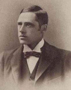 Andrew Barton Paterson (1864-1941), by unknown photographer, c1890