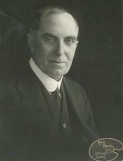 Herbert Edward Pratten (1865-1928), by May Moore, 1923